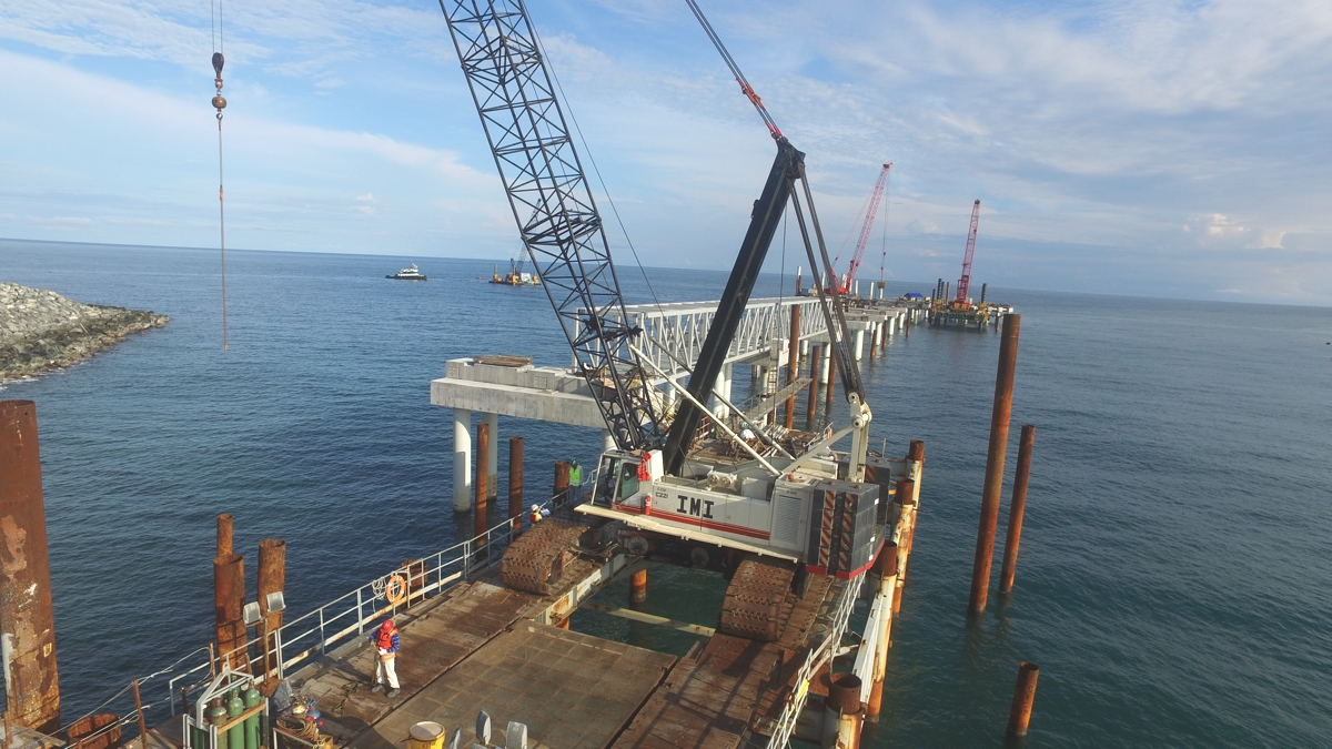 Hydraulics And Crawler Cranes Imi Intercoastal Marine Inc