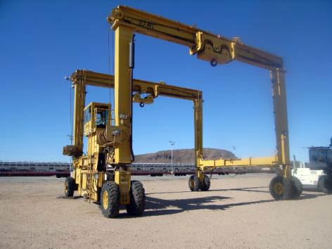 Bridge Crane 80t Imi Intercoastal Marine Inc